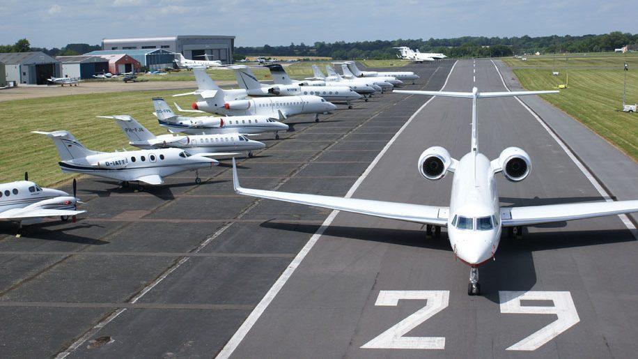 London Biggin Hill Airport chauffeur Service