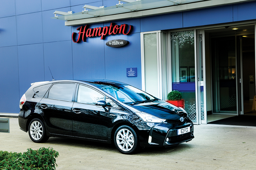 Eco chauffeurs from all major London Airports