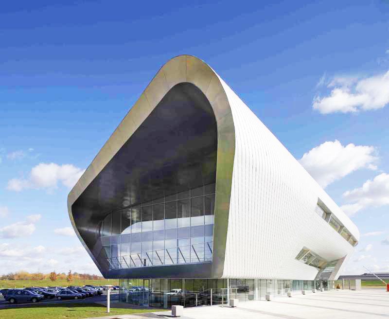 Farnborough Airport building