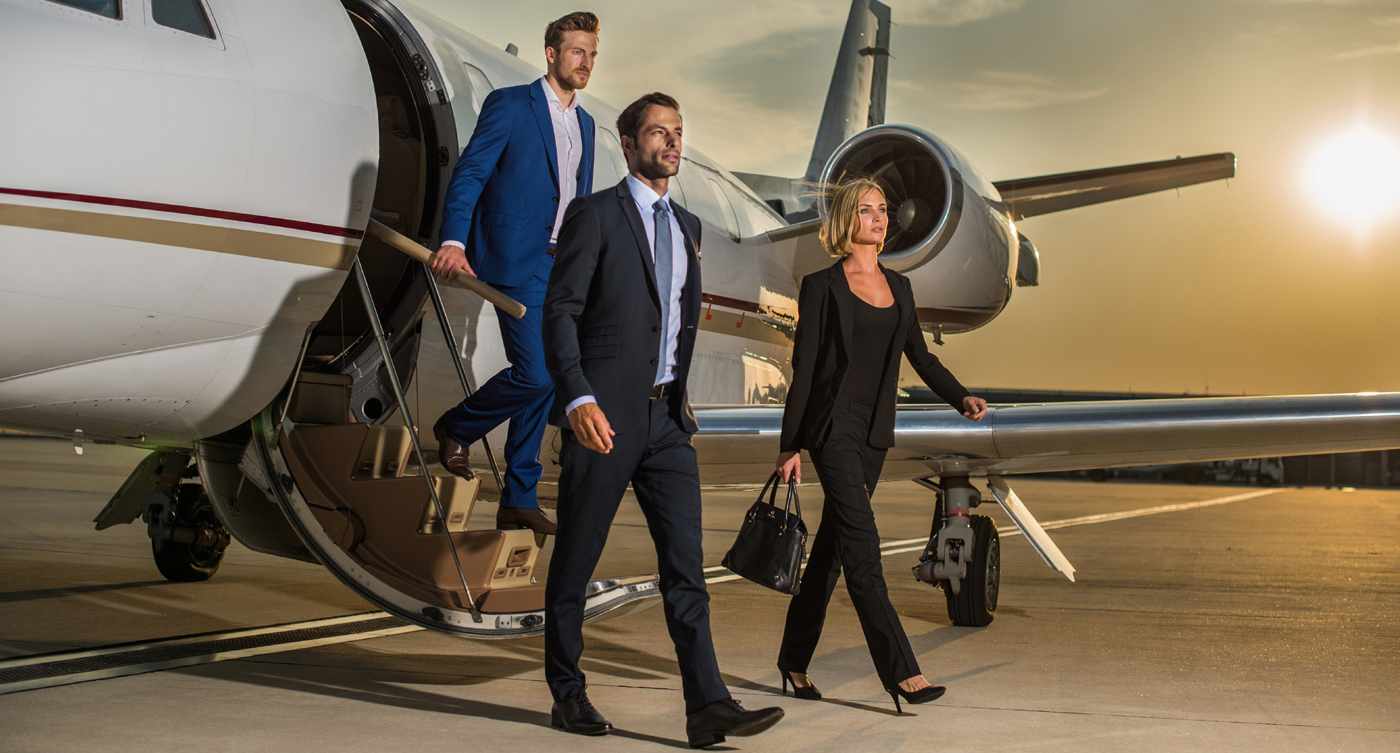 private flights to private chauffeurs